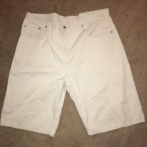 Men's Sz 40 Polo Ralph Lauren Polo Tan Jean Shorts